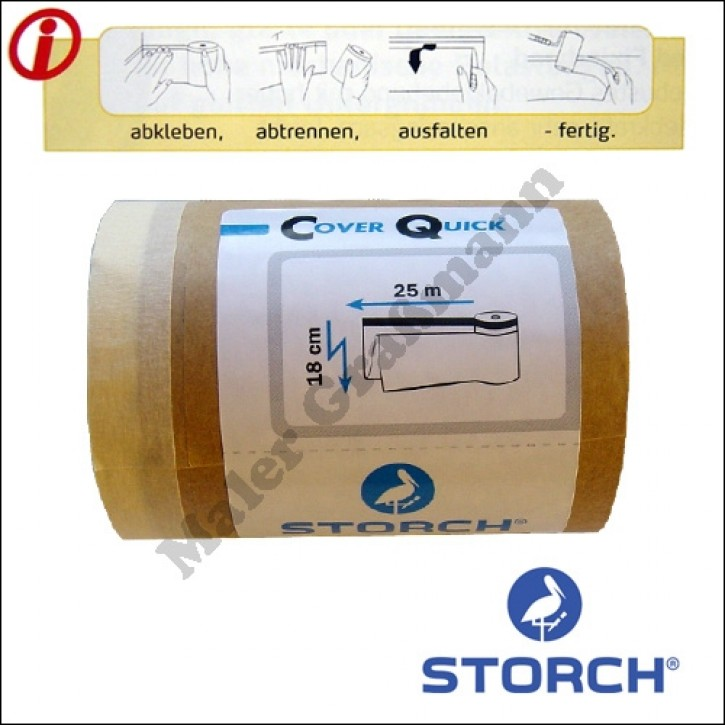Storch Cover Quick Abklebepapier