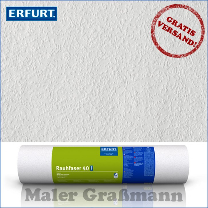 Erfurt Rauhfaser 40 PRO