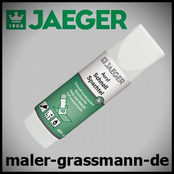 JAEGER 421 Acryl Schnellspachtel