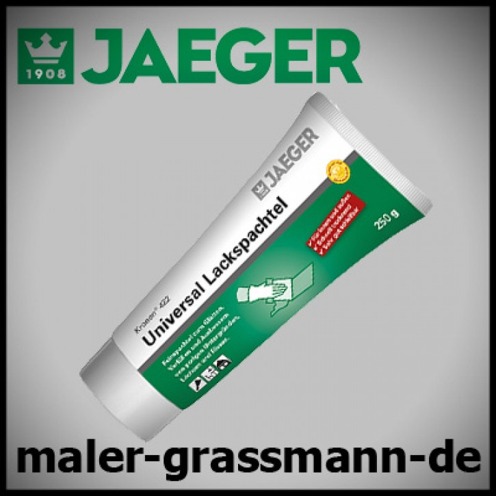 JAEGER 422 Kronen® Universal Lackspachtel