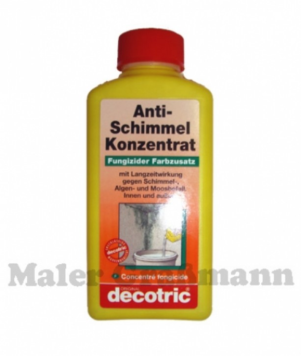 decotric® Anti-Schimmel Konzentrat