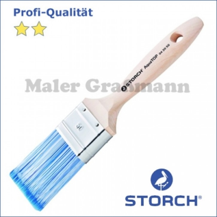 Storch Flach-Pinsel AquaTOP (0420)